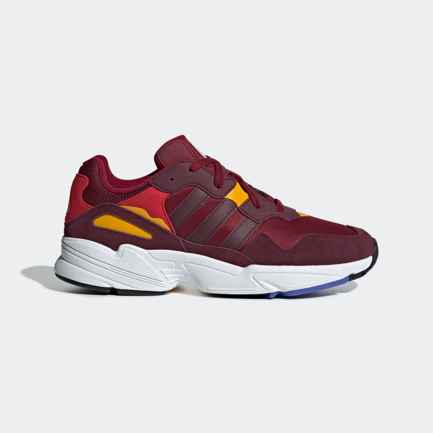 Yung-96 Collegiate Burgundy Bold Gold