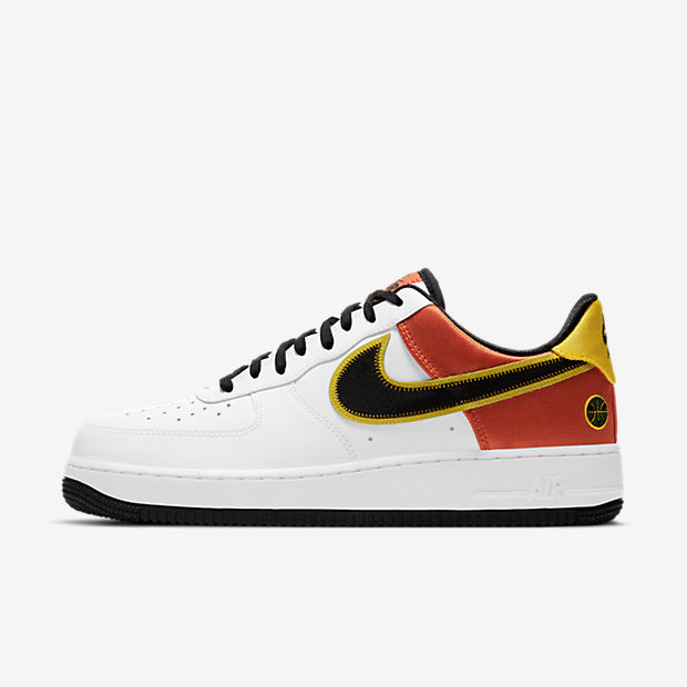 """Air Force 1 Low """"Rayguns"""" [1]"""