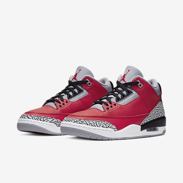 Air Jordan 3 Retro SE Fire Red [4]
