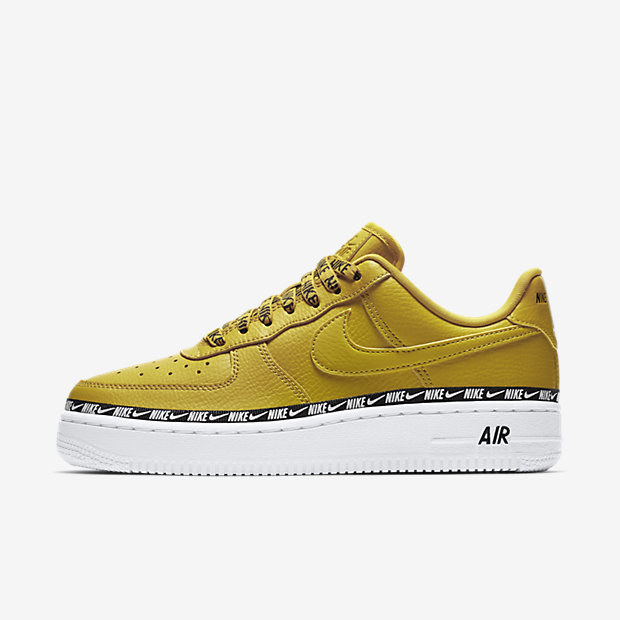 Air Force 1 Low Overbranding Bright Citron (ウィメンズ)