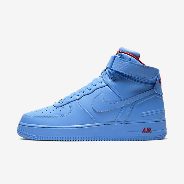 Air Force 1 High Just Don All Star Blue [1]