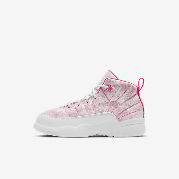 "Air Jordan 12 ""Arctic Pink"" (PSサイズ)"