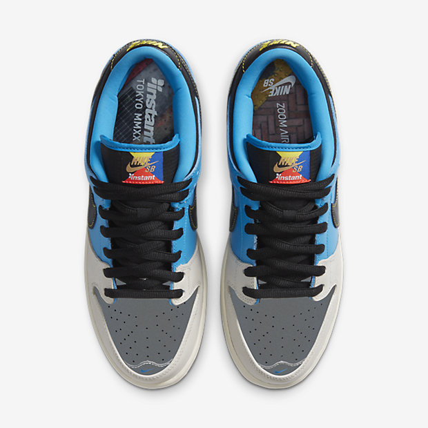 SB Dunk Low x Instant Skateboards [3]