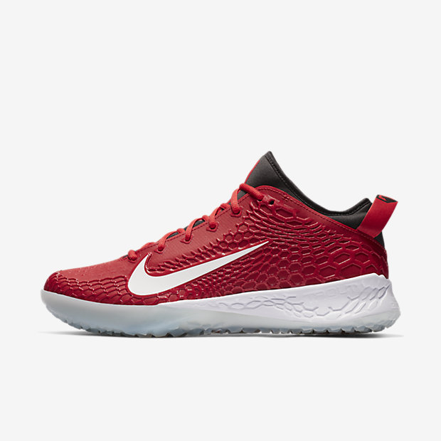 Force Zoom Trout 5 Turf University Red