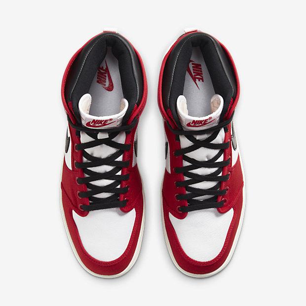"Air Jordan 1 KO ""Chicago"" [3]"