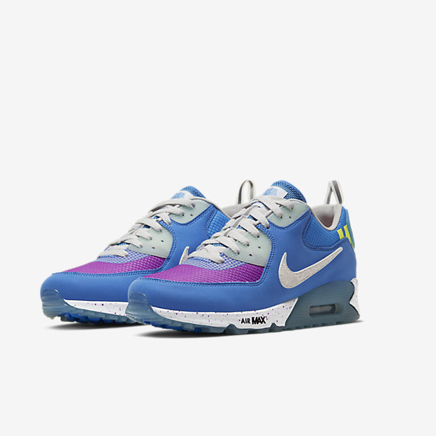 Air Max 90 20 Undefeated Blue [4]