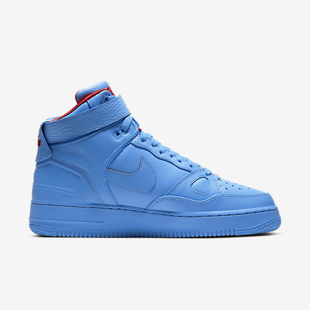 Air Force 1 High Just Don All Star Blue [2]