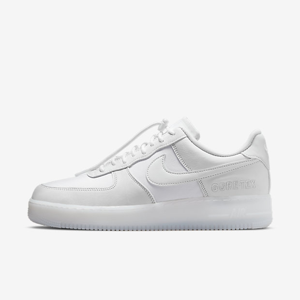 "Air Force 1 Low Gore-Tex ""White"" [1]"