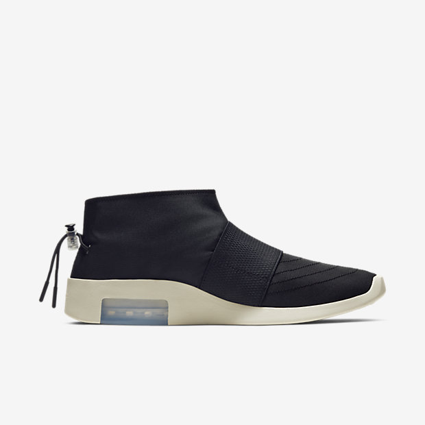 Air Fear Of God Moccasin Black [2]