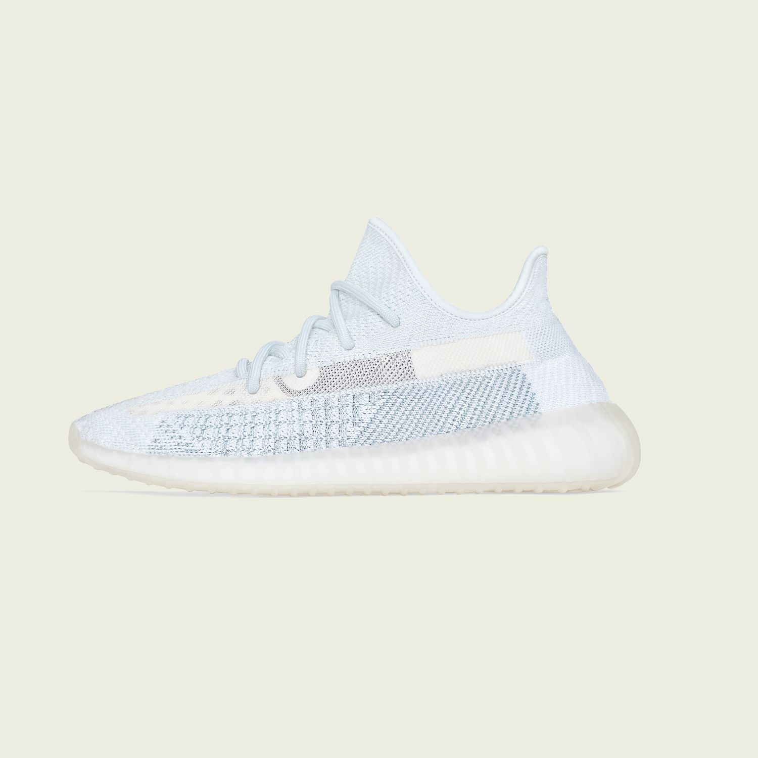 Yeezy Boost 350 V2 Cloud White (Non-Reflective) [2]
