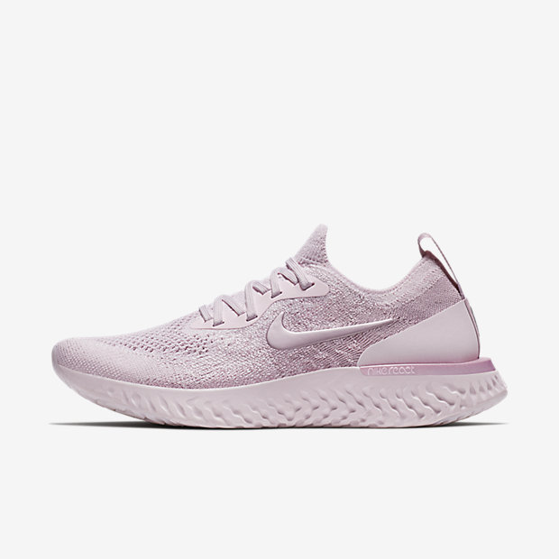 Epic React Flyknit Pearl Pink (ウィメンズ)
