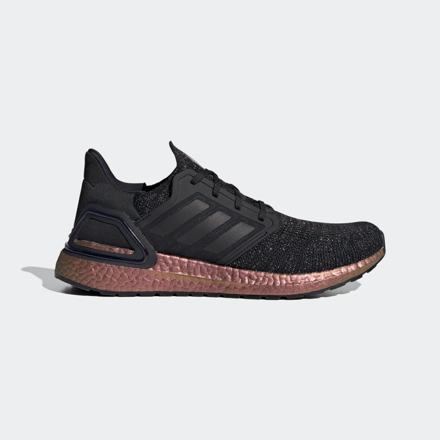 Ultra Boost 20 Black Signal Pink [1]