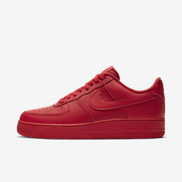 Air Force 1 Low Triple Red [1]