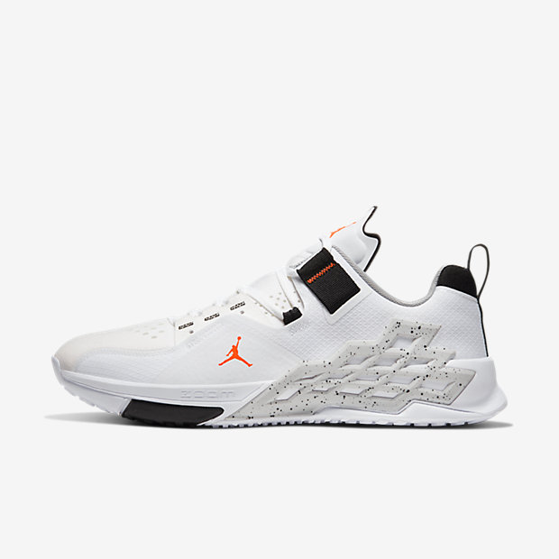 Jordan Alpha 360 Tr White Light Smoke Grey Black
