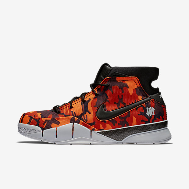Kobe 1 Protro Undefeated Orange Camo (Phoenix) [1]