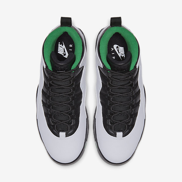 Air Jordan 10 Retro Seattle [3]