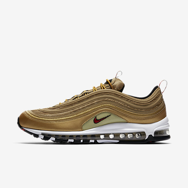 Air Max 97 Metallic Gold (Italy)