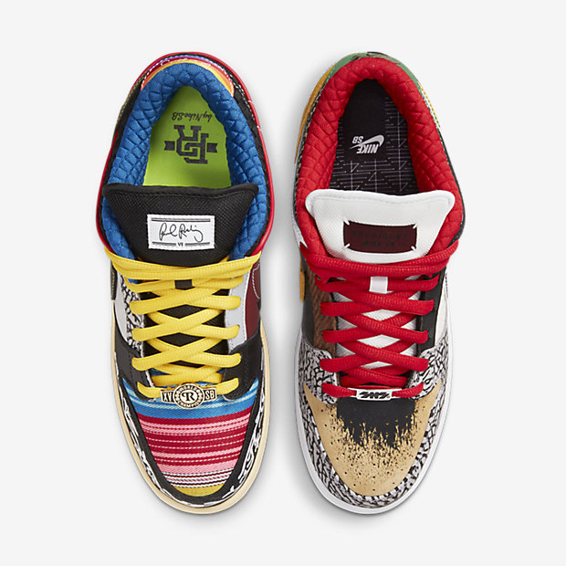 """SB Dunk """"What The Paul"""" [3]"""