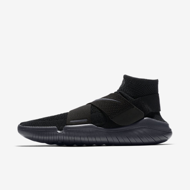 Free RN Motion Flyknit 2018 Black Anthracite