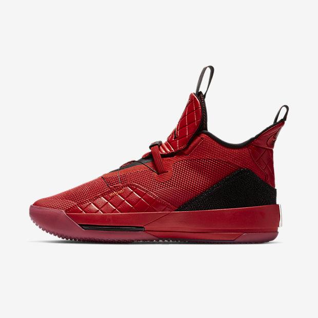 Air Jordan XXXIII University Red