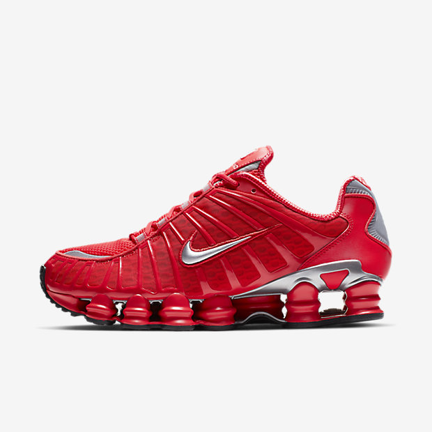 Shox TL Speed Red