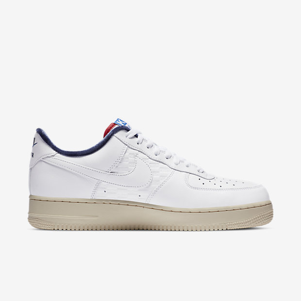 Air Force 1 Low KITH Tricolor [2]