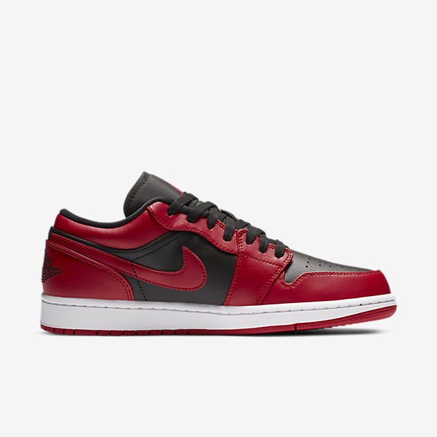 Air Jordan 1 Low Reverse Bred [2]