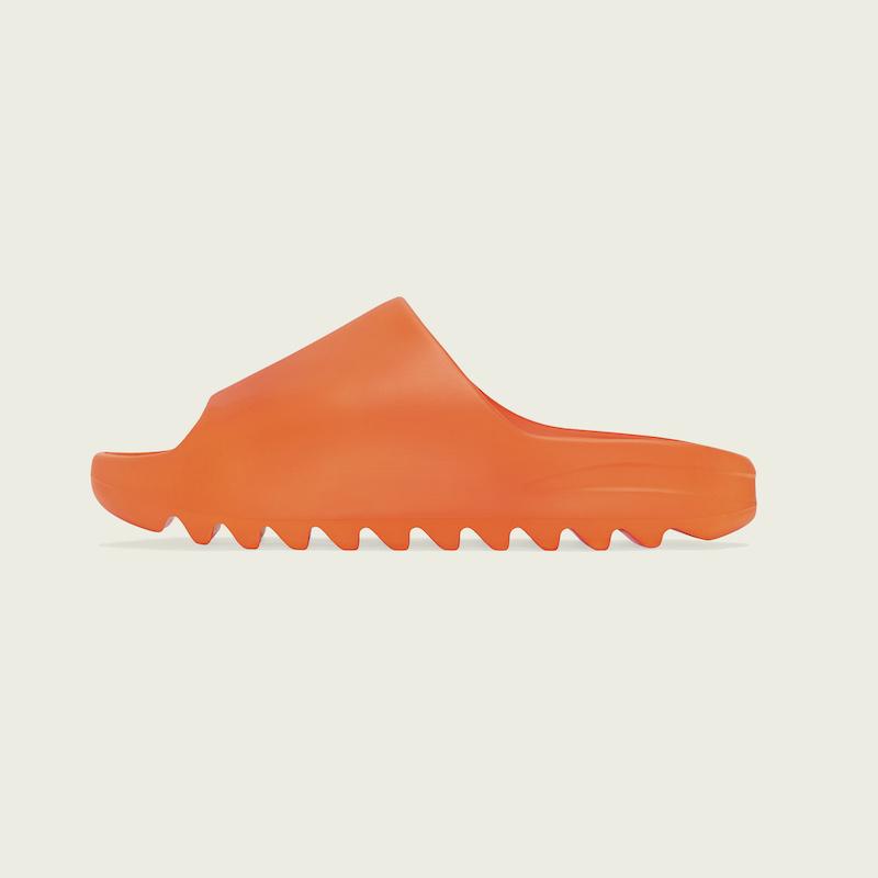 Yeezy Slide Core Enflame Orange [2]