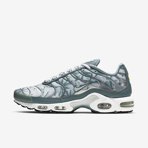 Air Max Plus Palm Trees Green