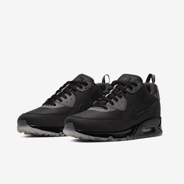 Air Max 90 20 Undefeated Black [4]