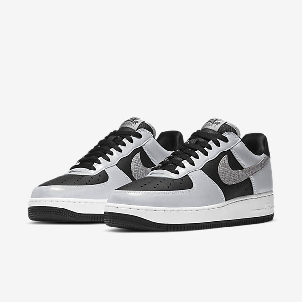 Air Force 1 Silver Snake [4]