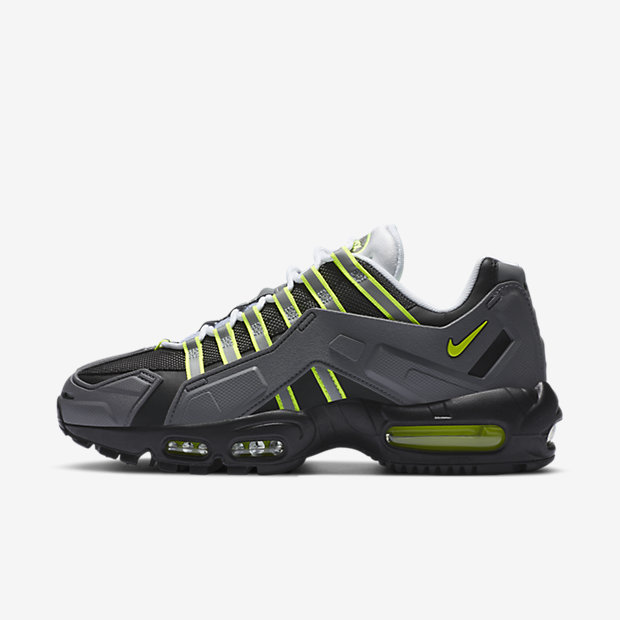 Air Max 95 NDSTRKT Neon Yellow [1]