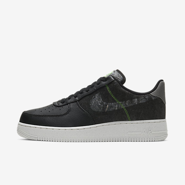 Air Force 1 Low '07 LV8 Recycled Black