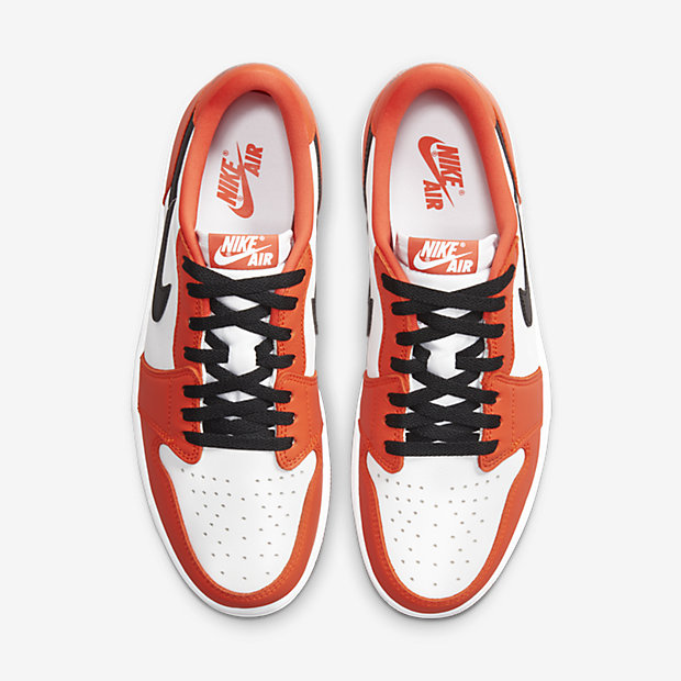 Air Jordan 1 Low OG Starfish [3]
