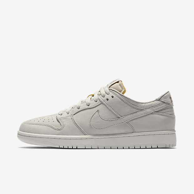 SB Dunk Low Decon Light Bone