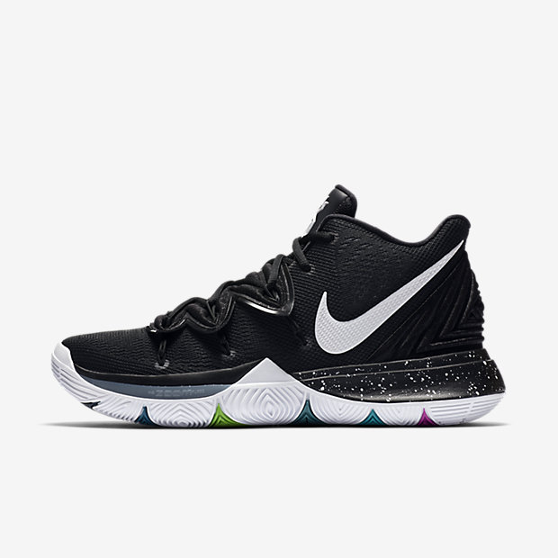 Kyrie 5 Black Magic