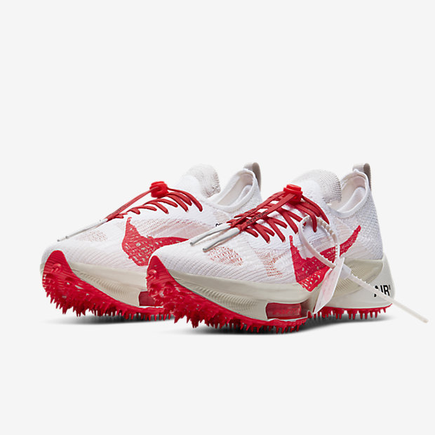 Air Zoom Tempo Next Off White Solar Red [4]