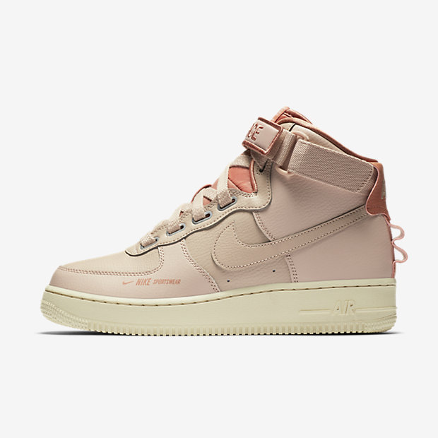 Air Force 1 High Utility Particle Beige (ウィメンズ)
