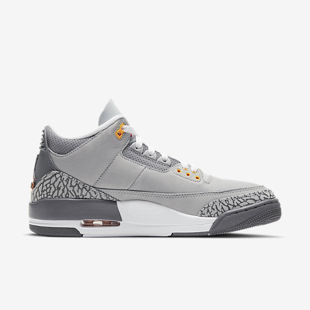 """Air Jordan 3 """"Cool Grey"""" [2]"""