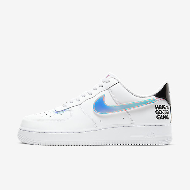 """Air Force 1 High """"Have A Good Game"""" White [1]"""