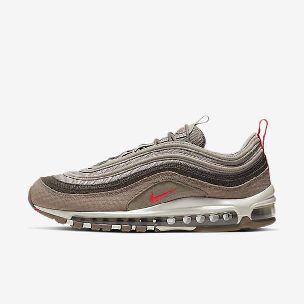 Air Max 97 Moon Particle Bright Crimson