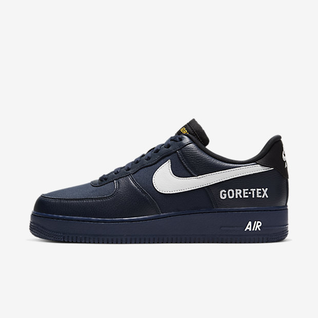 Air Force 1 Low Gore-Tex Midnight Navy [1]