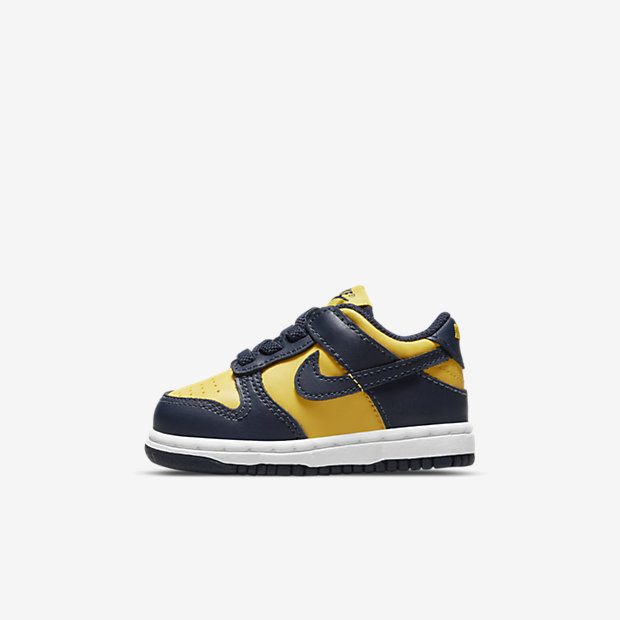 Dunk Low SP Varsity Maize (TDサイズ)