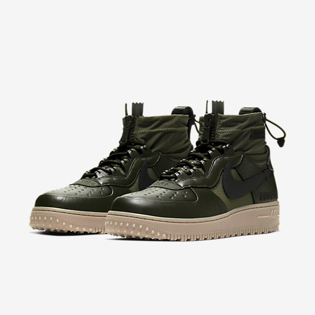 Air Force 1 High Gore-Tex Sequoia/Olive [4]