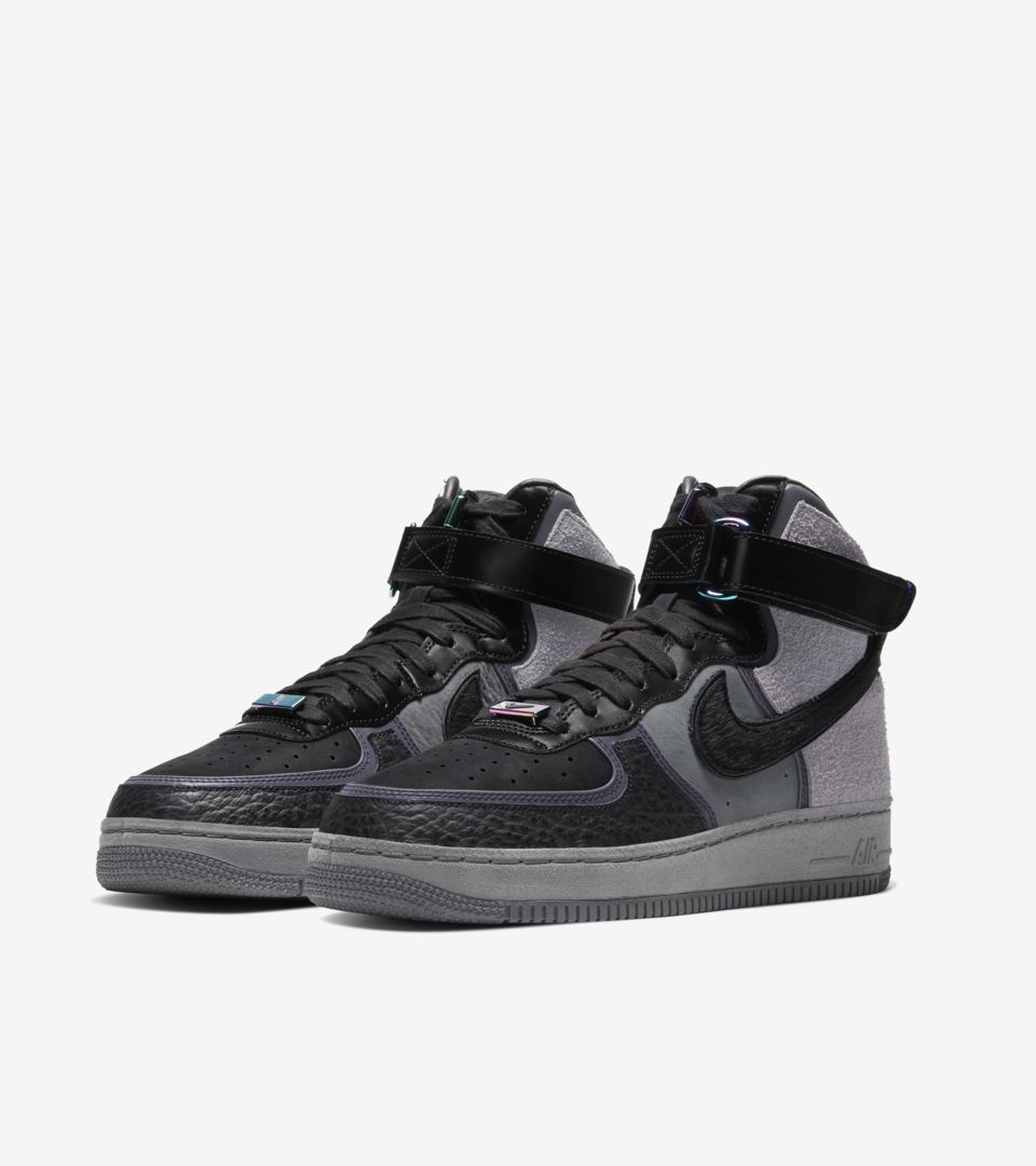 Air Force 1 High A Ma Maniere [4]