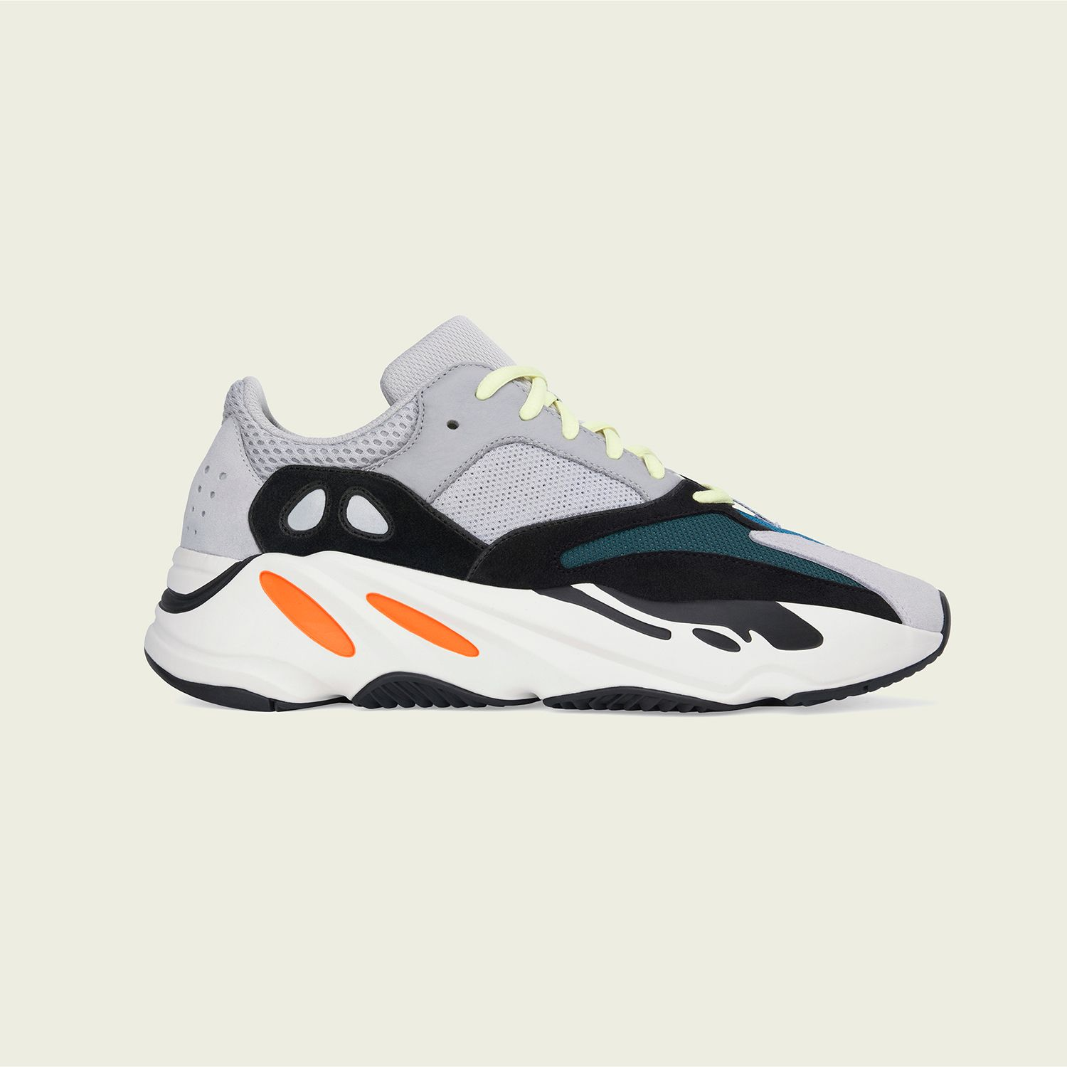 Yeezy Wave Runner 700 Solid Grey [1]