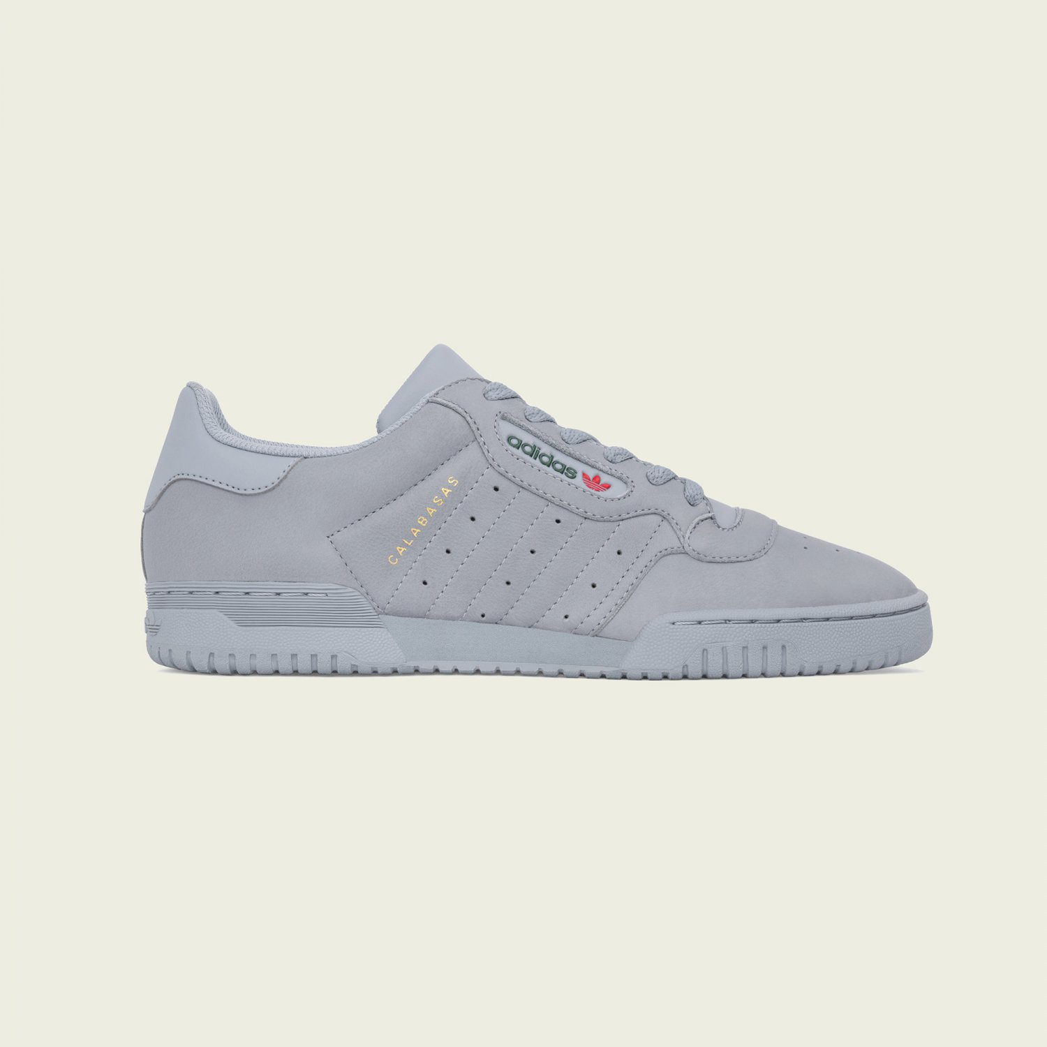 Yeezy Powerphase Calabasas Grey [1]