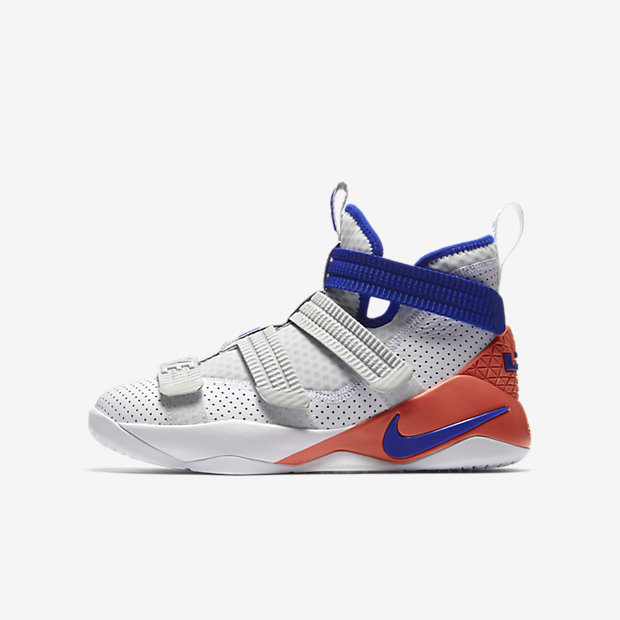 LeBron Zoom Soldier 11 Ultramarine (GSサイズ)