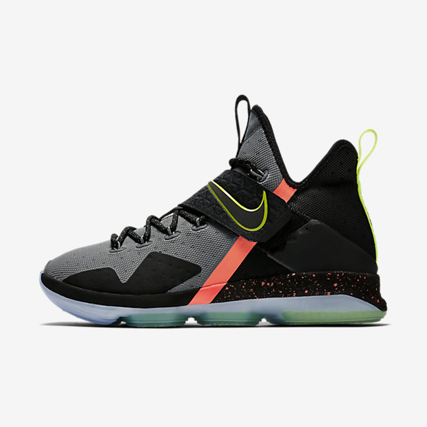 LeBron 14 Out of Nowhere