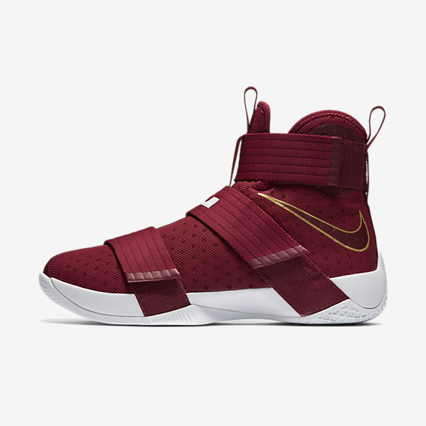 LeBron Zoom Soldier 10 Christ the King